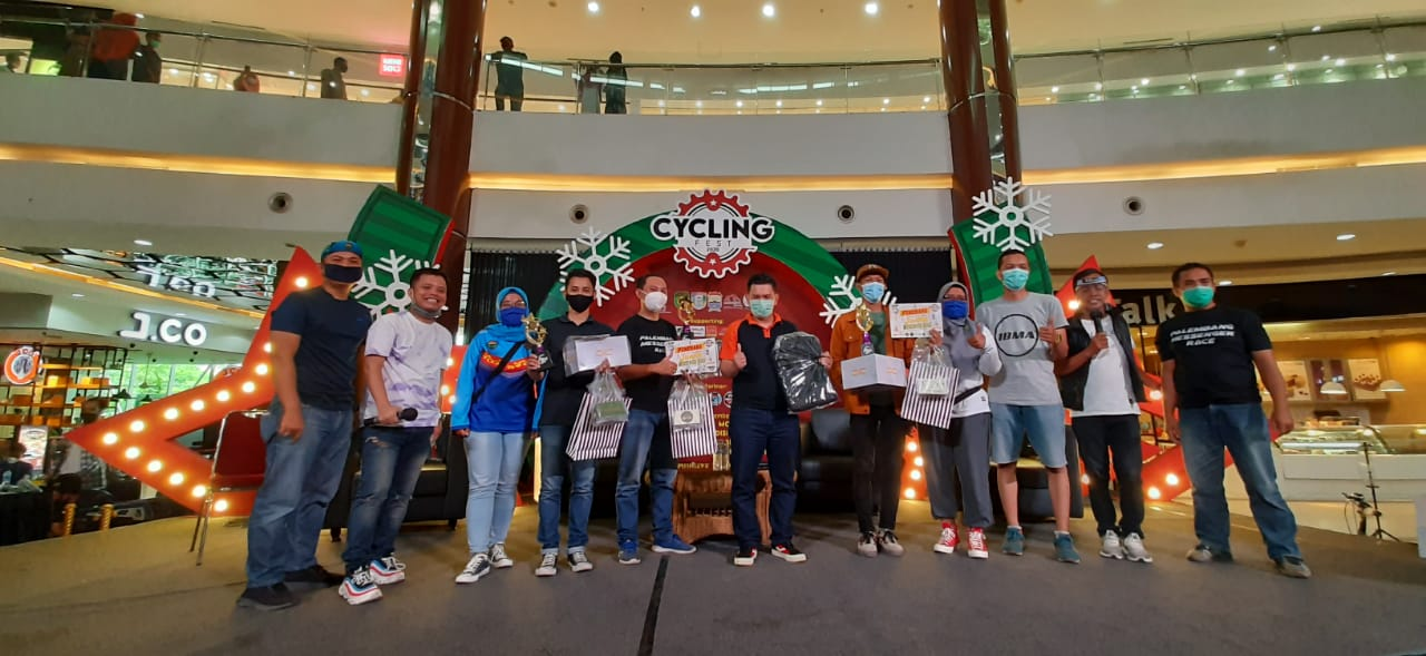 PEMENANG MESSANGER RACE CYCLING FEST 20202