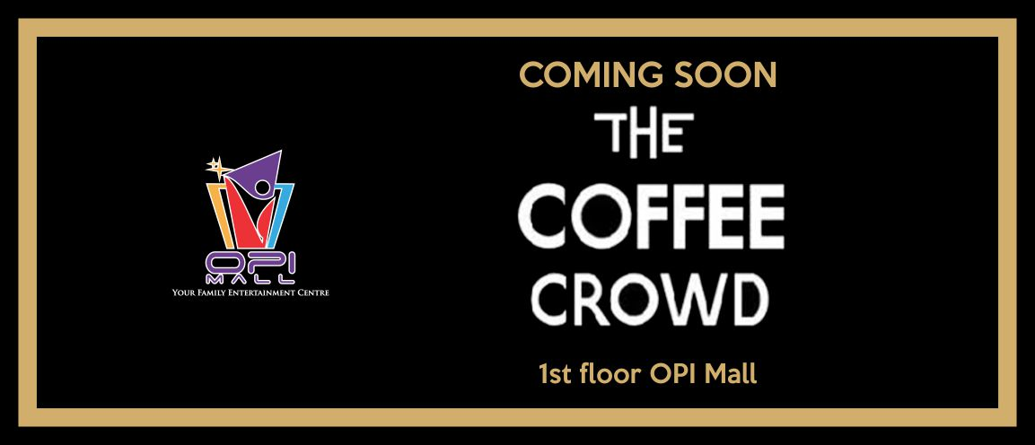 coming soon the coffee crowd